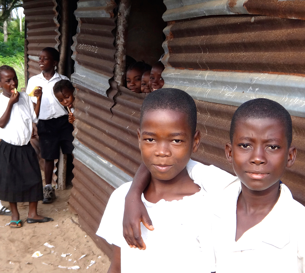 CHILD SPONSORSHIP – LIBERIA
